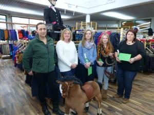 2015 01 17 Gamm Vert Gewiwnner: Das  beliebteste Pferd in Luxemburg