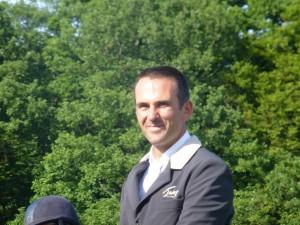 François Xavier Boudant, Sieger im Grand Prix de Roeser 2015 auf Stella Lyght