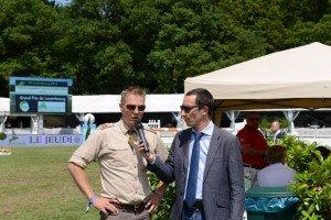 Marecl Ewen im Interview in Roeser 2015