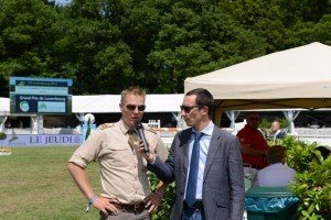 Marecl Ewen im Interview in Roeser 2015