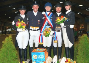 Coupe de Luxembourg / International Cup / Dressur / 2016