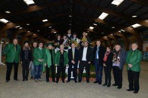 Coupe de Luxembourg im Springen