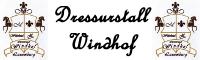 Dressurstall Windhof Banner