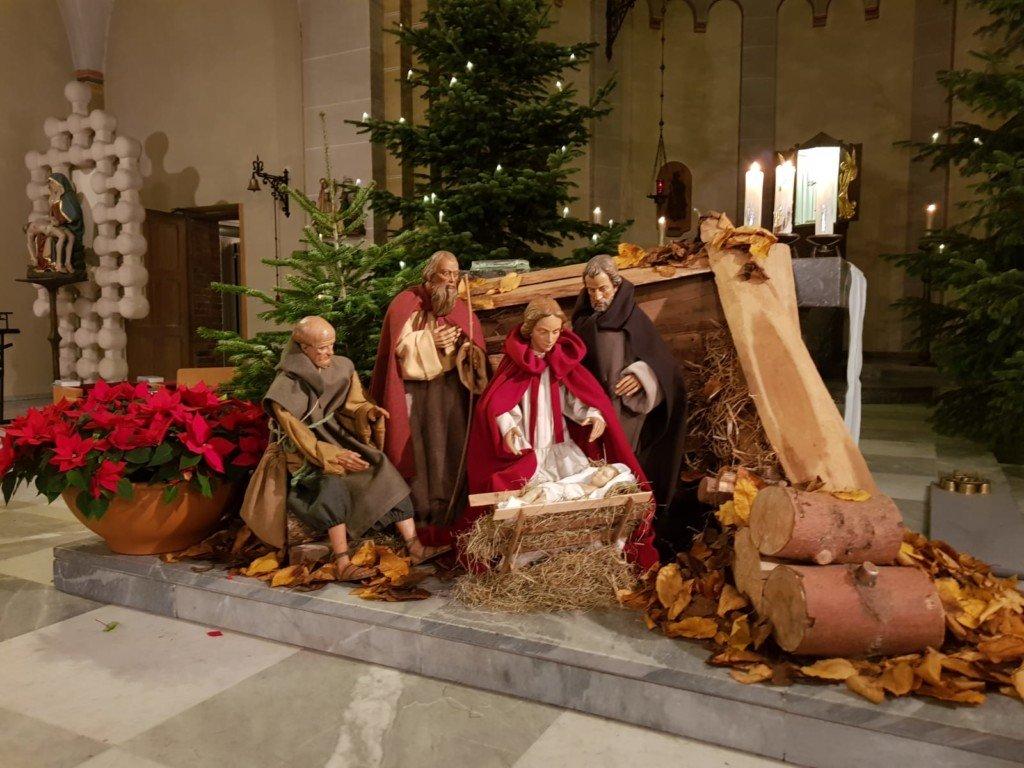Weihnachtskrippe St. Augustinus, Sankt Augustin Menden