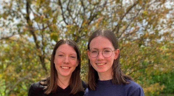 Portrait Mara und Yana Schanck